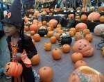 Tama Center's Halloween festivities