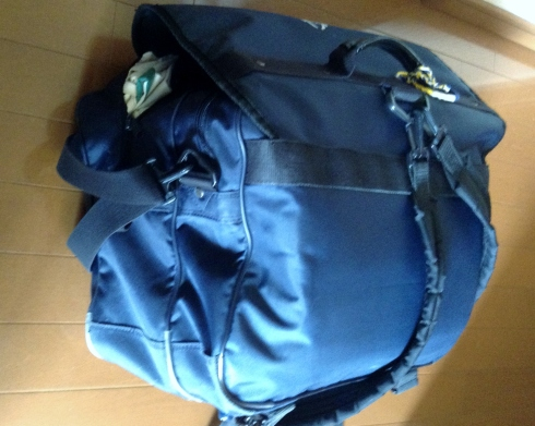 A Japanese Middle Schooler's Schoolbag on an average school day weighs more than a 10 kg pack of rice
